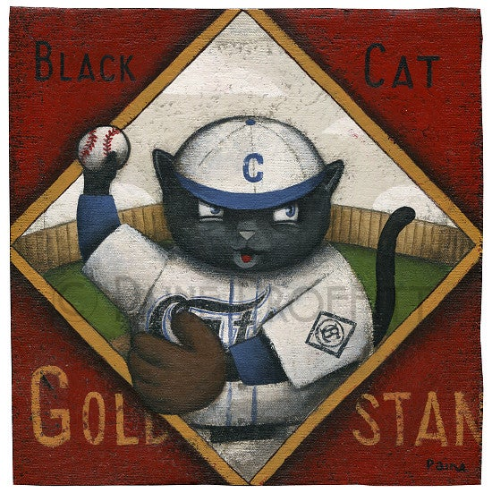 Image of Black Cat - Gold Standard