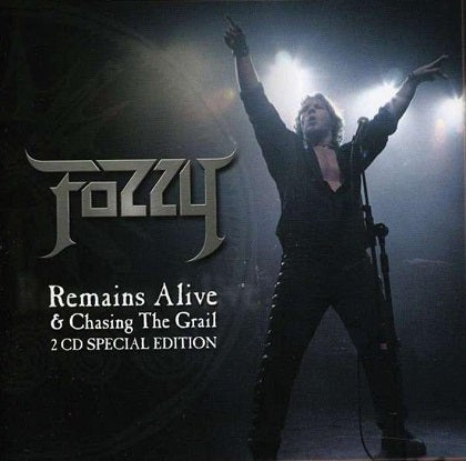 Image of FOZZY - Chasing The Grail & Remains Alive - Edition 2CD Jewelcase