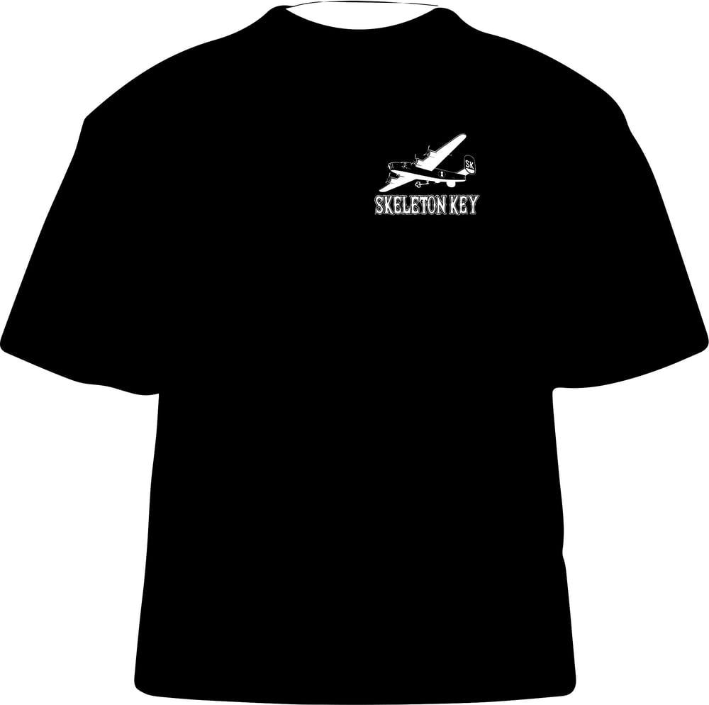 Image of SK Night Raid Bomber Black S/S T-Shirt