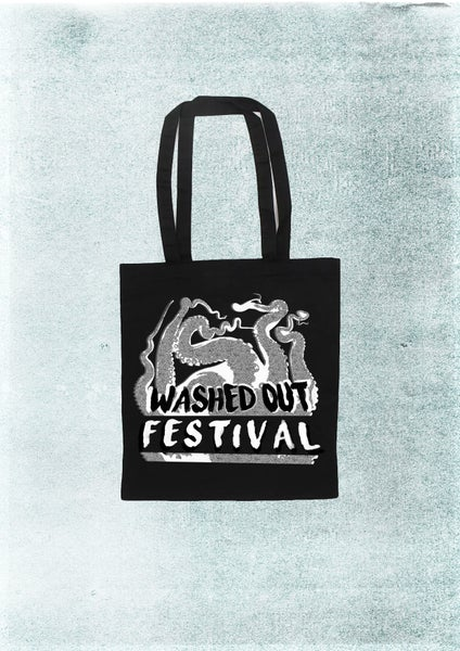 Image of WASHED OUT TOTEBAG