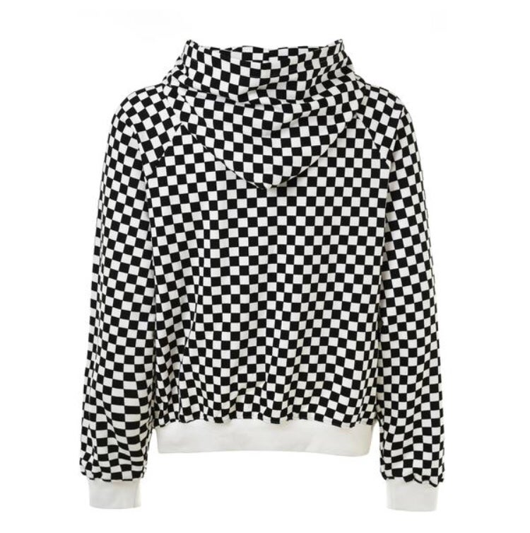 Image of Checkered Hoodie