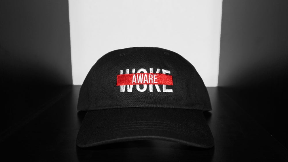 Image of SOLD OUT | AWARE: RED PILL | DAD HAT