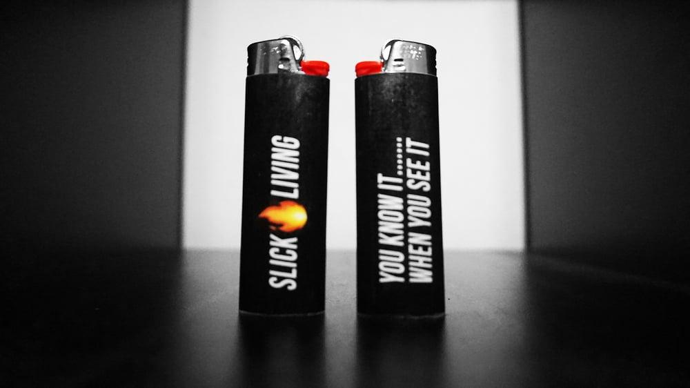 Image of SOLD OUT | SLICK LIVING LIGHTER