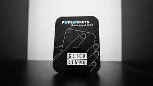 Image of SOLD OUT | SLICK LIVING x POP SOCKET | PHONE GRIP & STAND