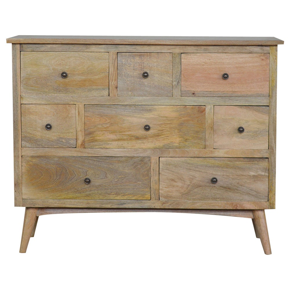 Modern Rustic Chest Of Drawers Three Little Pigs