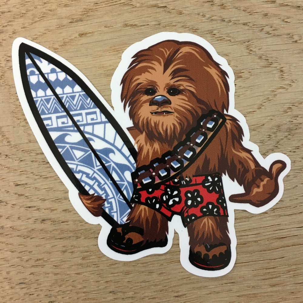 Image of Chewy Vinyl Sticker