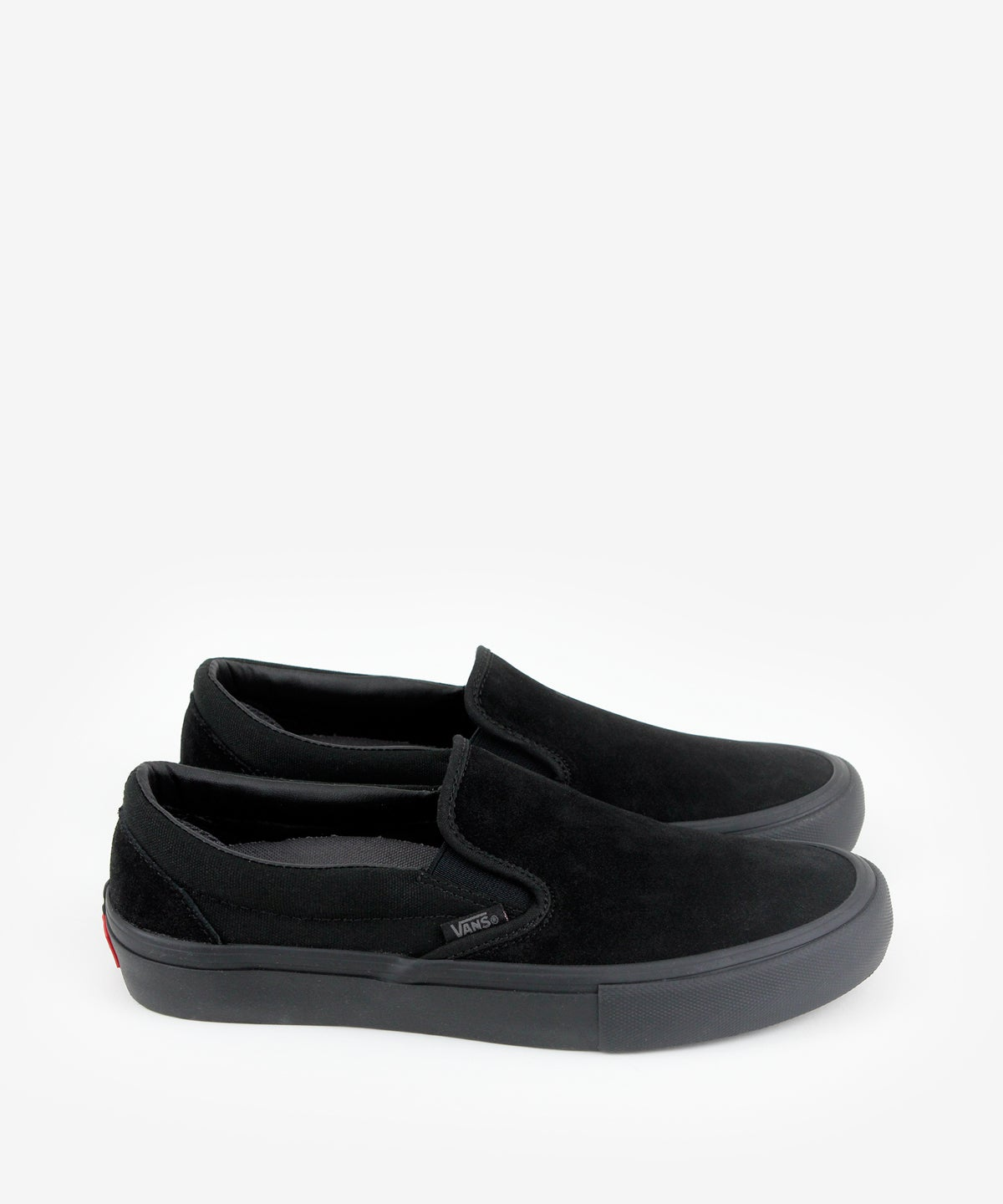 Image of VANS_SLIP-ON PRO :::BLACKOUT:::
