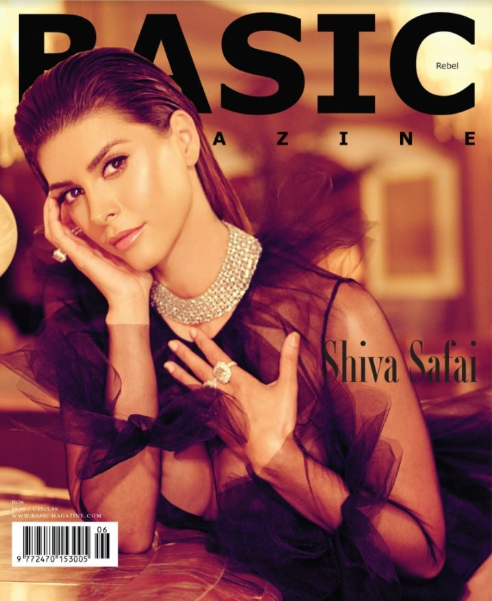 Image of BASIC Shiva Safai Cover - Rebel Issue