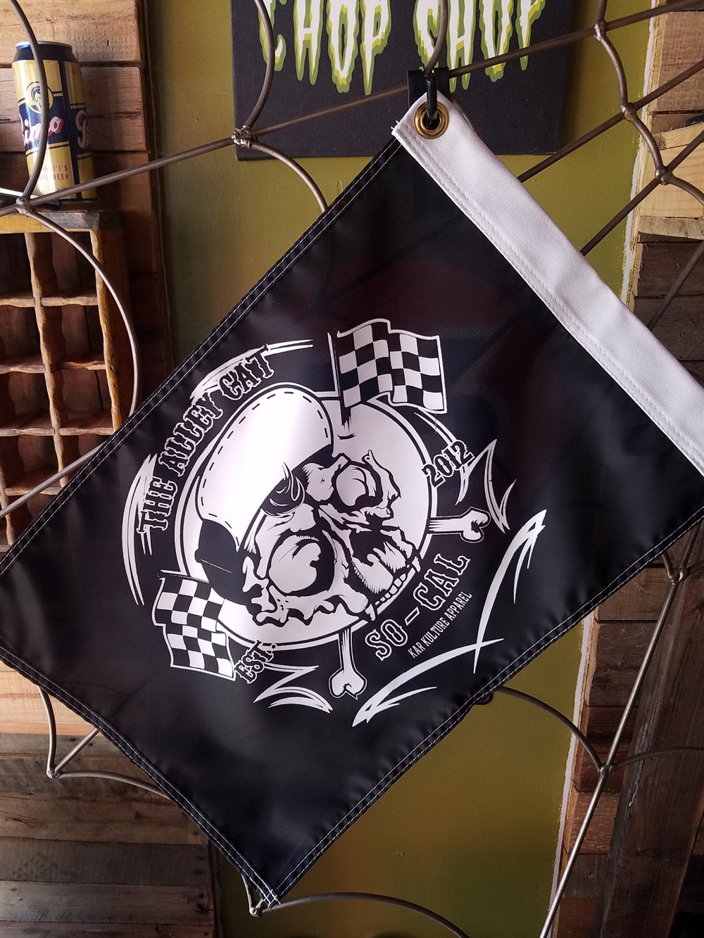 Image of The Original Shop Flag
