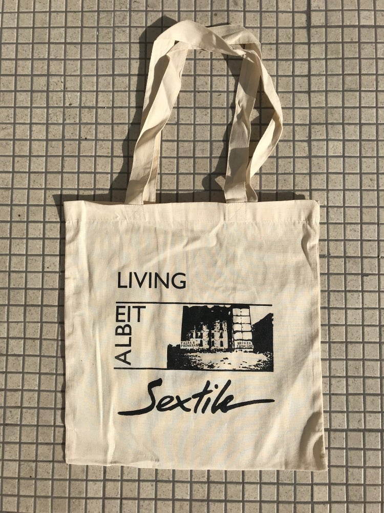 Image of Albeit Living Tote Bag