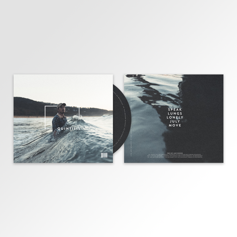 Image of Quintilis - EP