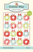 Image of Deck the Halls Paper Pattern #1010