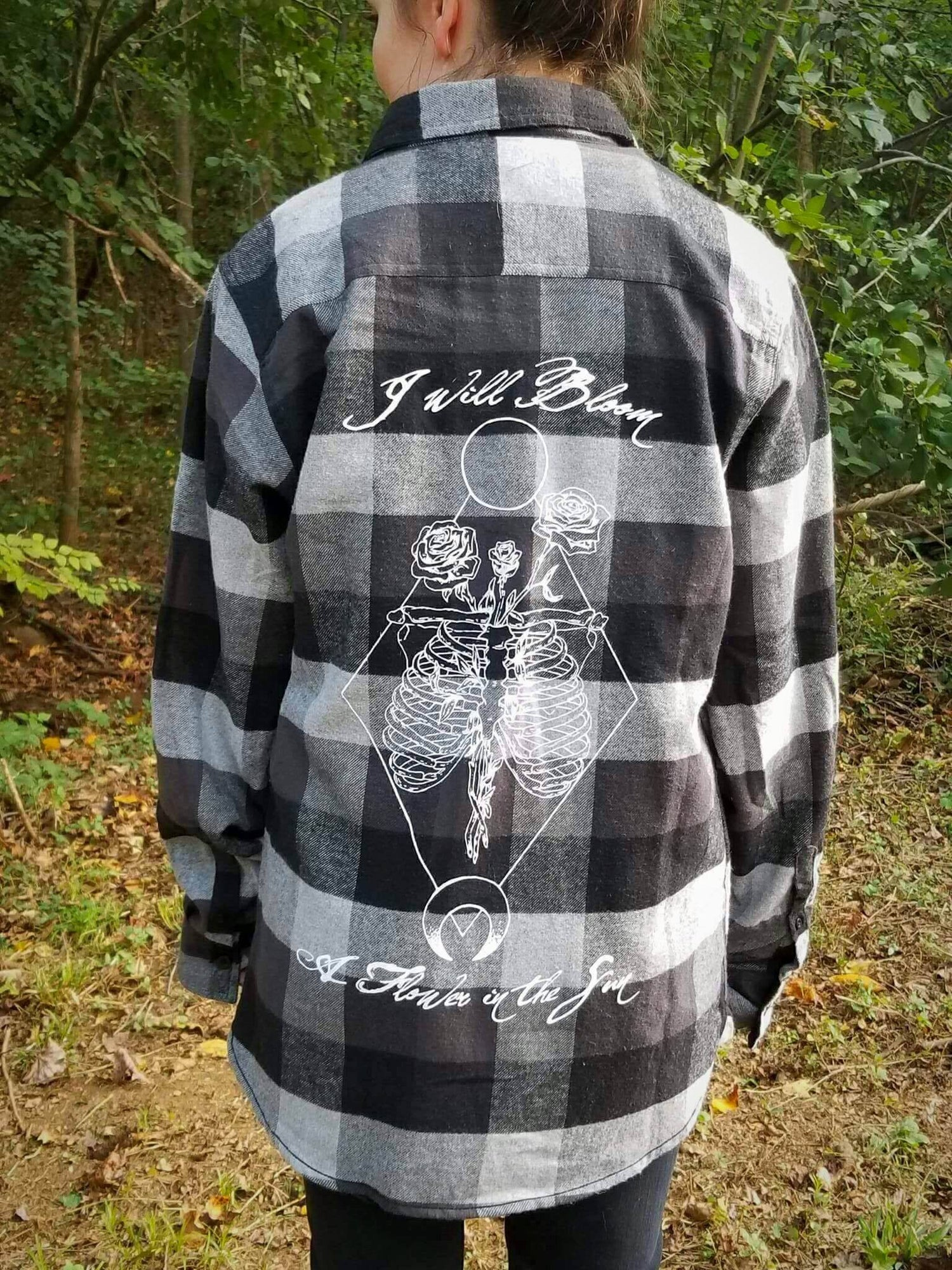 Image of BLOOM Flannel