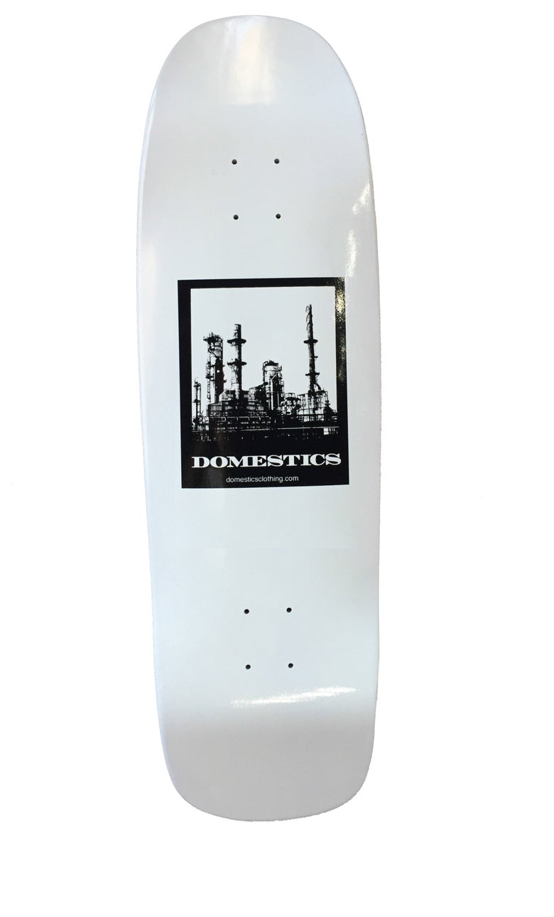 Image of  DOMEstics MADE IN USA Factory Deck