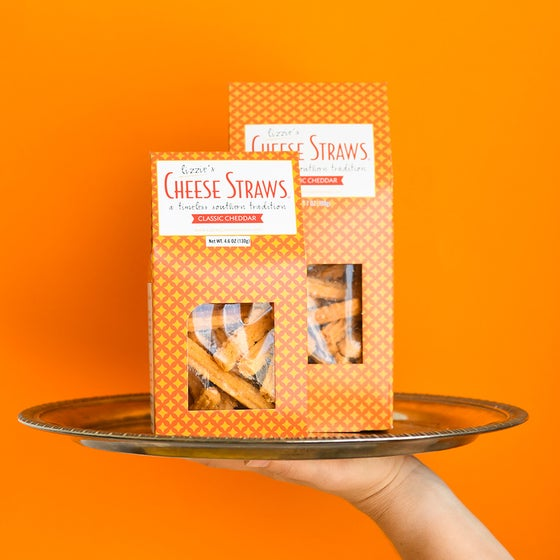 Image of Classic Cheddar Straws