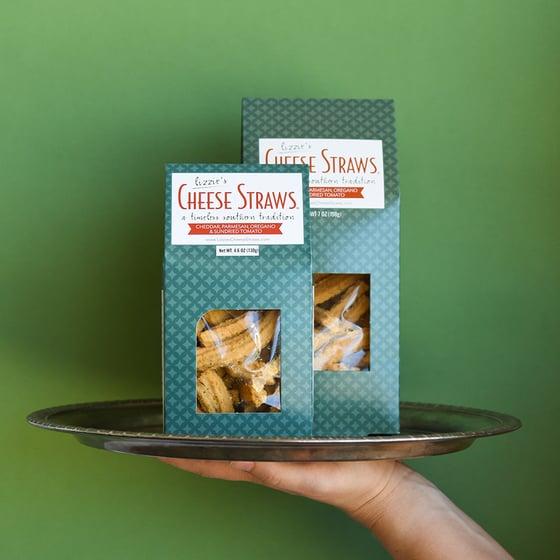 Image of Parmesan Cheddar w/ Oregano & Sun Dried Tomato
