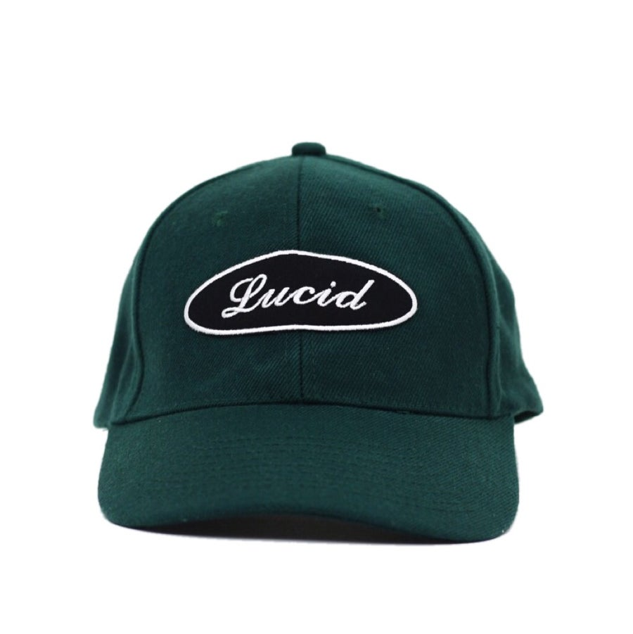 Image of OILER CAP - FOREST GREEN