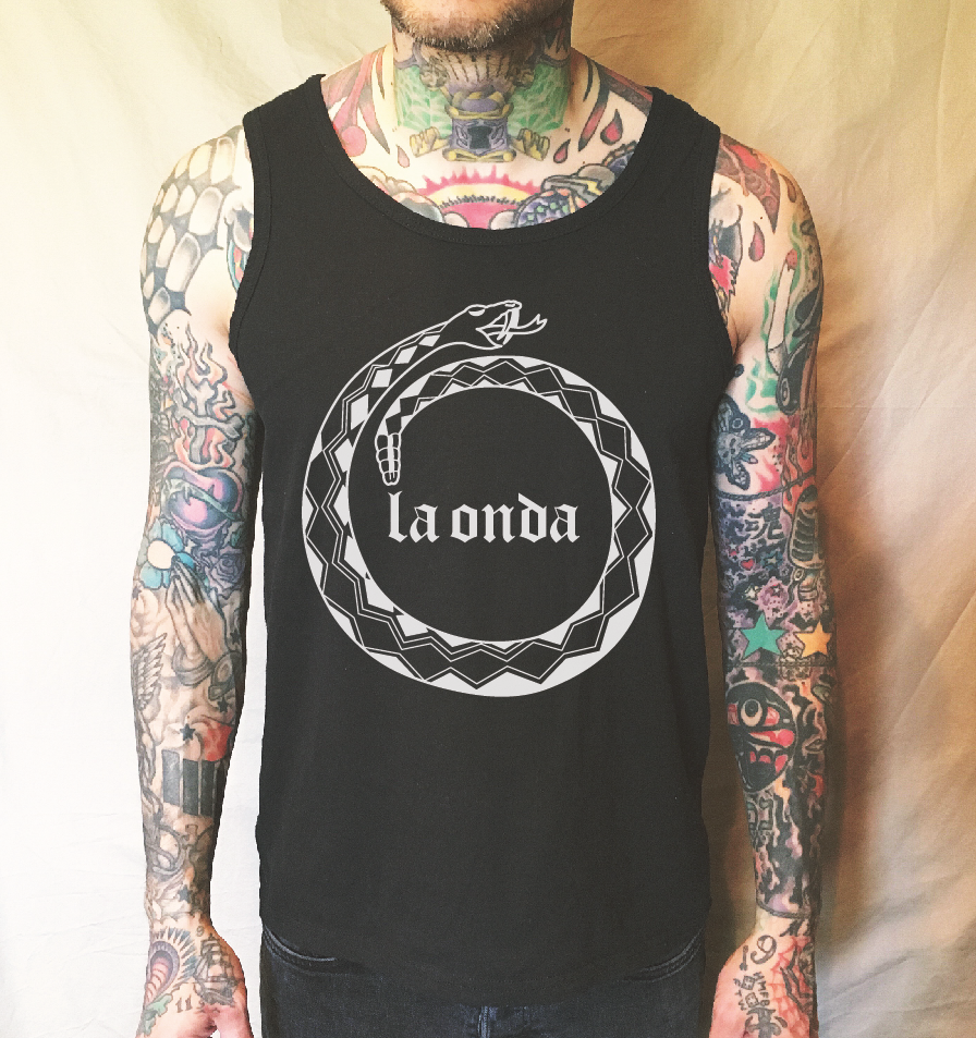 Image of LA ONDA BLACK TANK