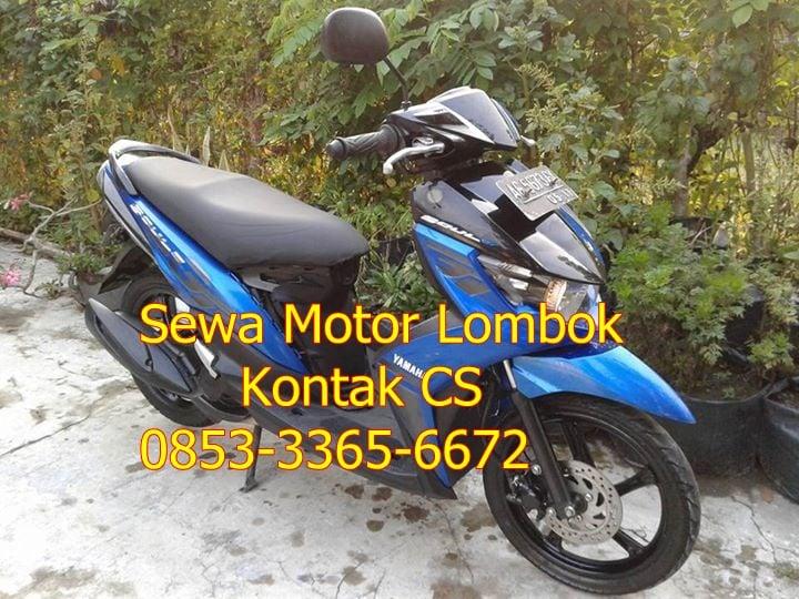 Image of Lokasi Sewa Motor Di Lombok Harga Murah