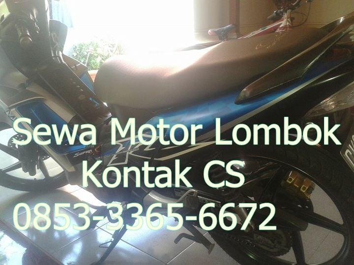 Image of Sewa Motor Harga Murah Di Lombok Cakra
