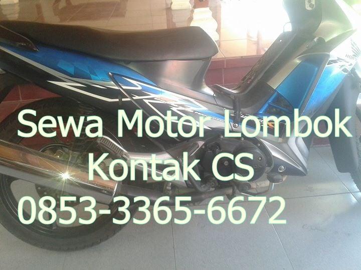 Image of sewa motor di dekat bandara lombok