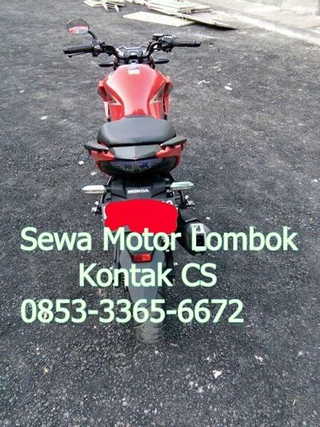 Image of Tlp Dan Pesan Sewa Motor Lombok Murah