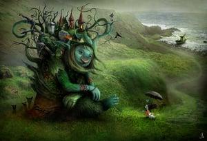 """""""Naumelliond`s Island"""" - Alexander Jansson Shop"""