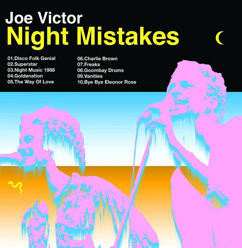 Image of JOE VICTOR - Night Mistakes