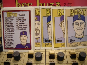 "Image of ""Topps"" Baseball Card Set"