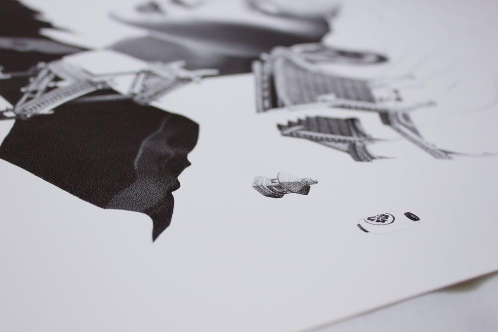Image of TŌRŌ - Print