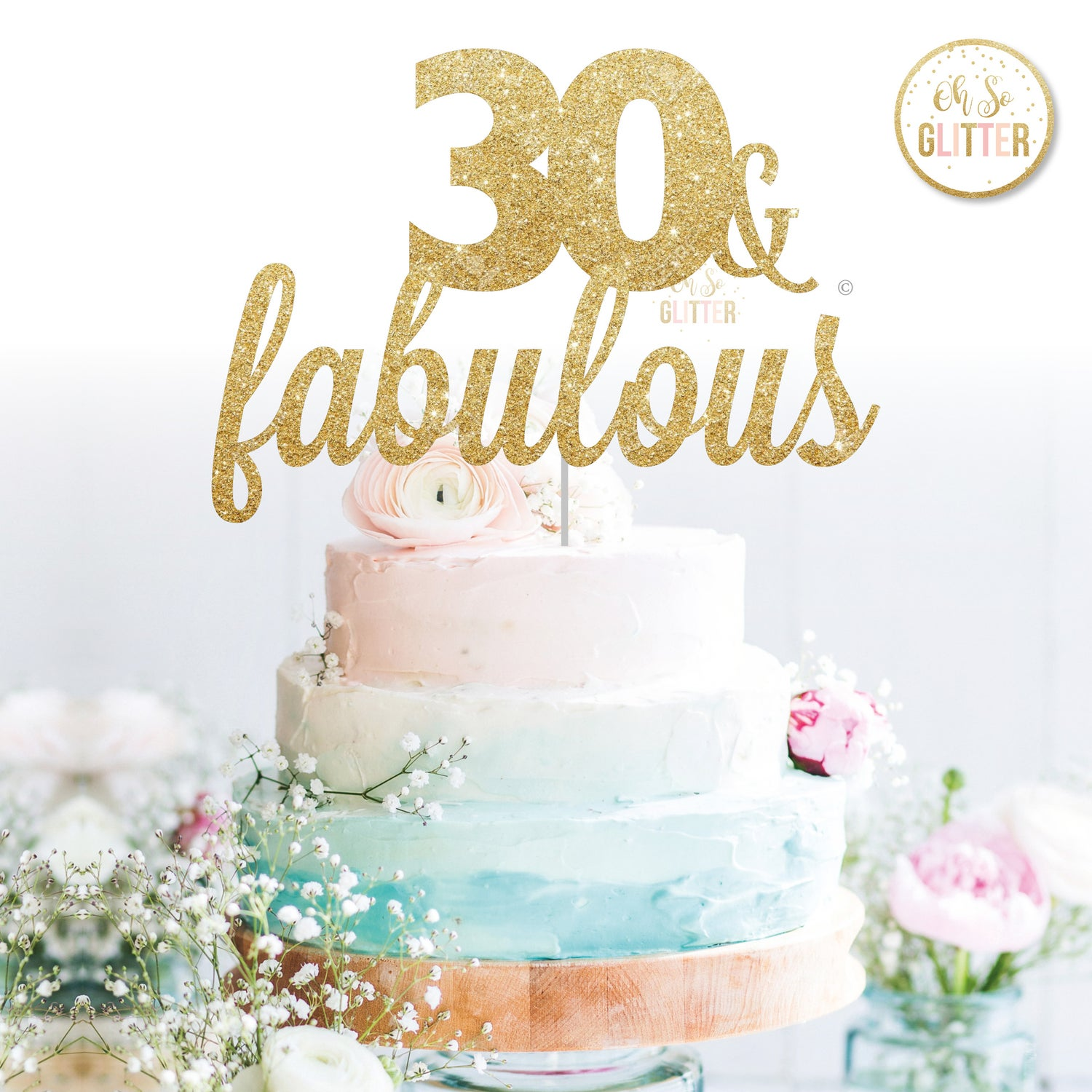 Image of 30 & Fabulous (any age)