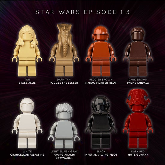 Image of STAR WARS EPISODE 1-3