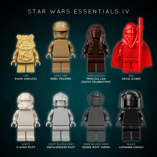 Image of STAR WARS ESSENTIALS IV
