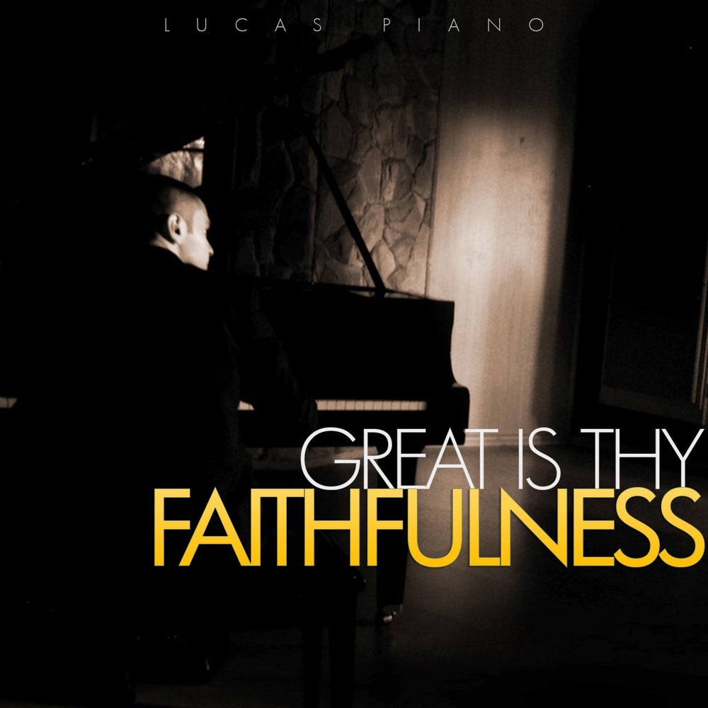Image of CD Great is Thy Faithfulness