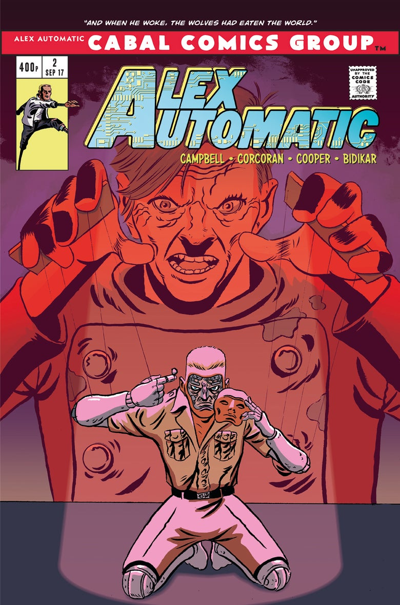 Image of Alex Automatic #2: Bokeh's Machine PDF Download