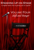 Image of Standing Up On Stage DVD Series VOLUME FOUR