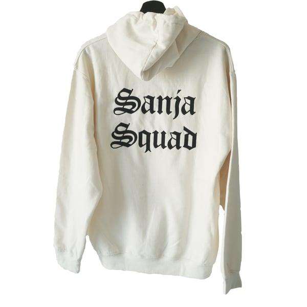 Image of Sanja Squad Hoodie - Light Brown