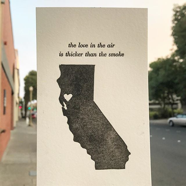 Image of Sonoma Proud Print
