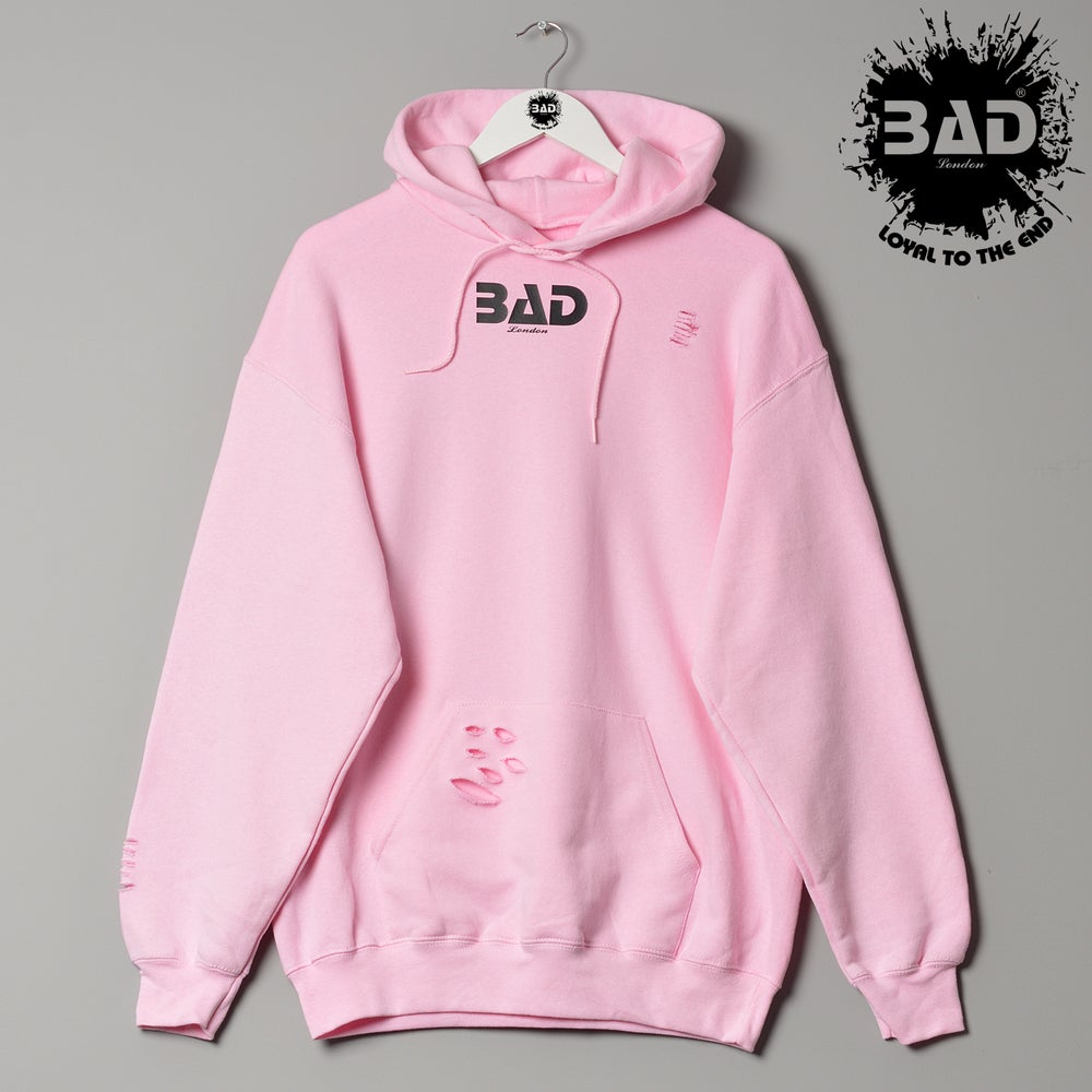 Image of Couture Hoodie by BAD CLOTHING LONDON DESIGNER URBAN STREET WEAR AND FITNESS FASHION