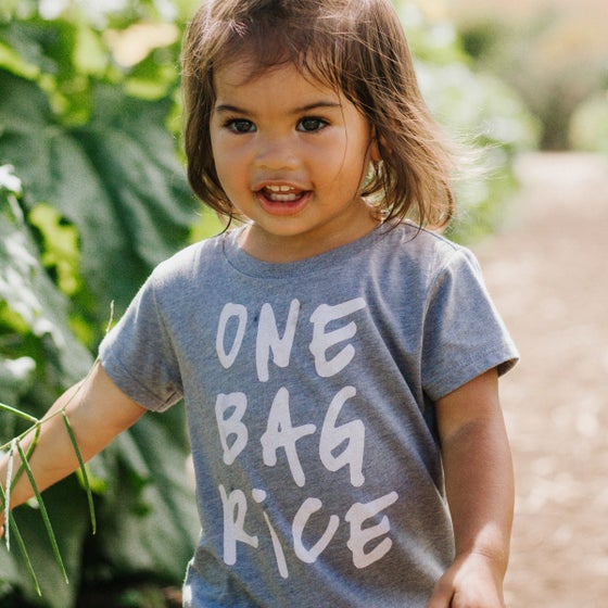 Image of One Bag Rice T-Shirt