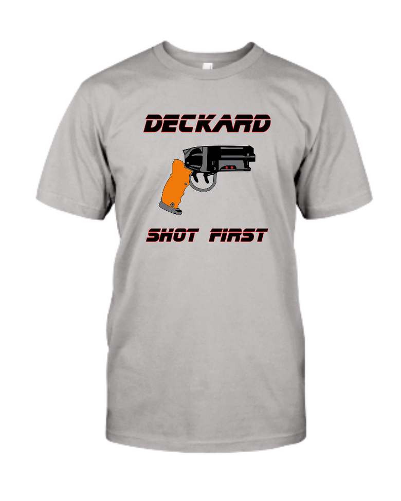 Image of Deckard Shot First