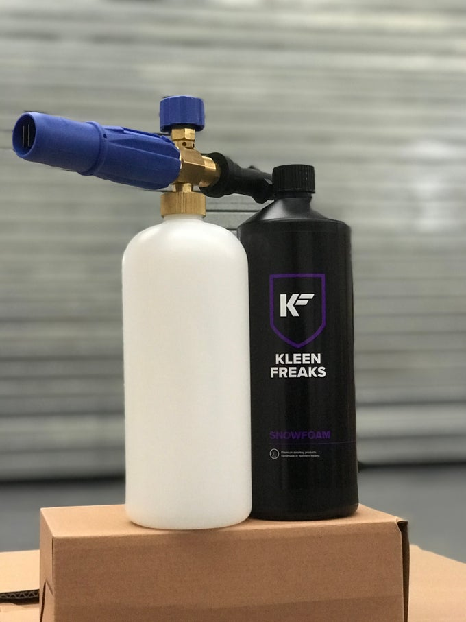 Image of KF Foam Lance + 1ltr Snowfoam including shipping