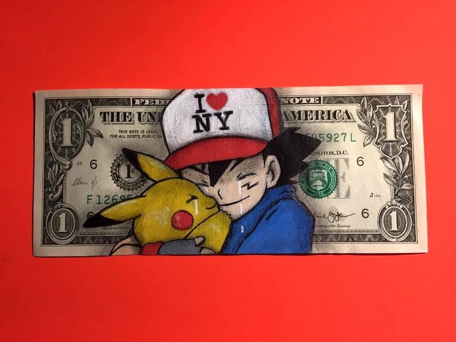 Image of Chuchu NY 2 Money Art