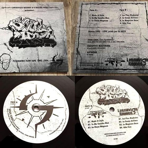 Image of Soul Choc - Psychiatric Flow Tape Démos 1992 - 1994