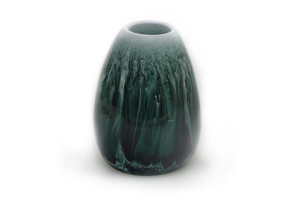 Image of Forest Green Vase