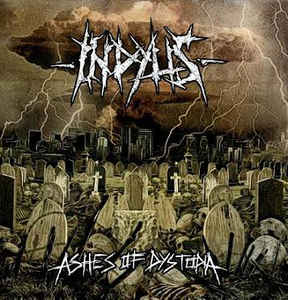 Image of Indyus - Ashes Of Dystopia CD