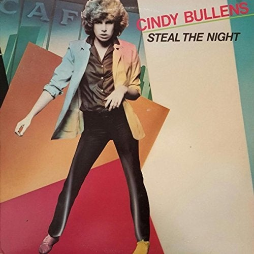 Image of Cindy Bullens - Steal The Night (1979) - digital download
