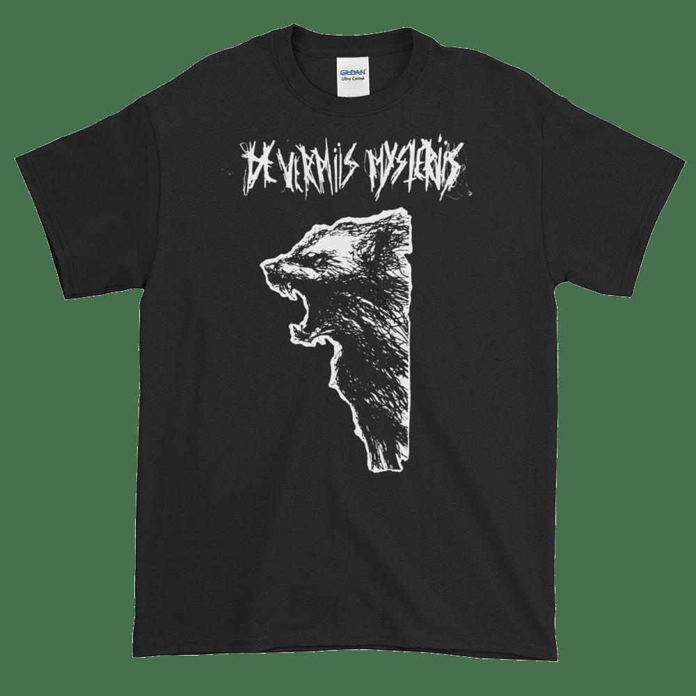 """Image of De Vermiis Mysteriis - """"Wolf Der Nacht"""" shirt"""