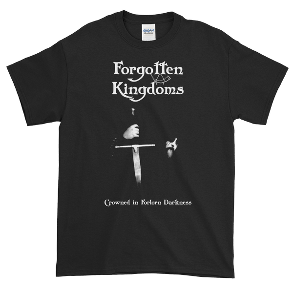 "Image of Forgotten Kingdoms - ""Crowned in Forlorn Darkness"" shirt"