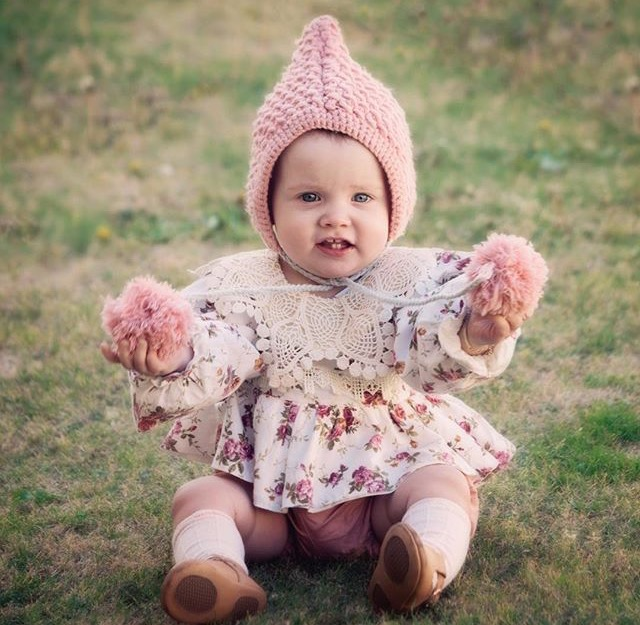 Image of Pixie Bonnet
